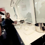 Show cooking nel temporary container food BestLocation