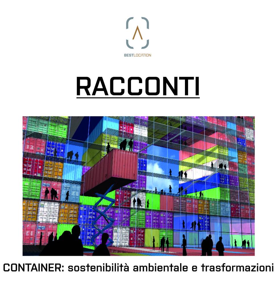 Sostenibilità container