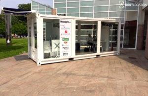 container redazione mobile